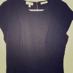 Scandal Edition, black full zip shirt